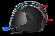 Cookie Composites G4 Helmet Venting