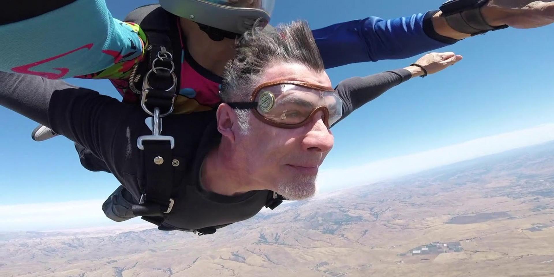 Tim's June 2019 Hollister Skydive