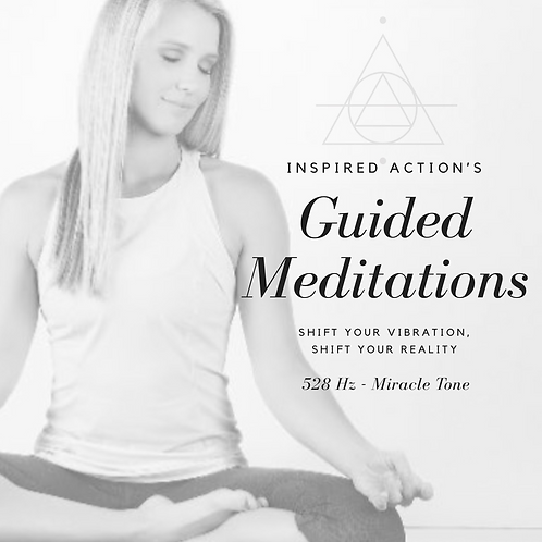 Inspired Action's Meditations Bundle