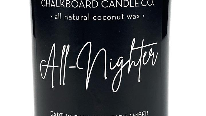 All-Nighter Soy Candle