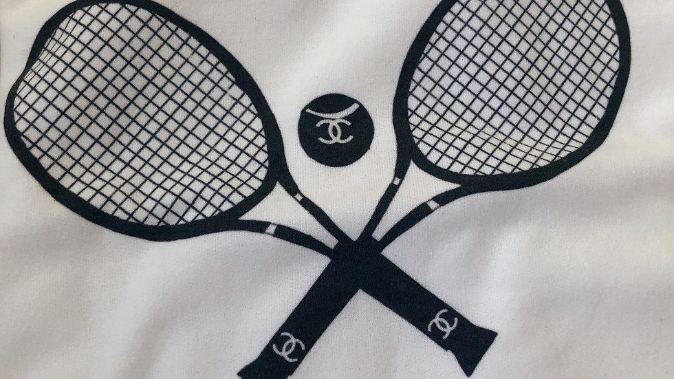 Tennis Sweatshirt Custom