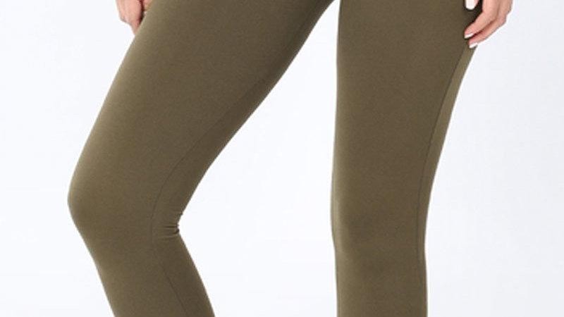 Butter Leggings (5 colors)