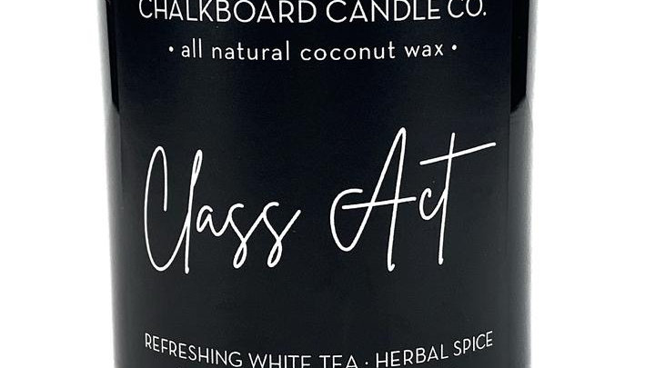 Class Act Soy Candle