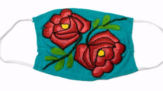 Chiapas Mask