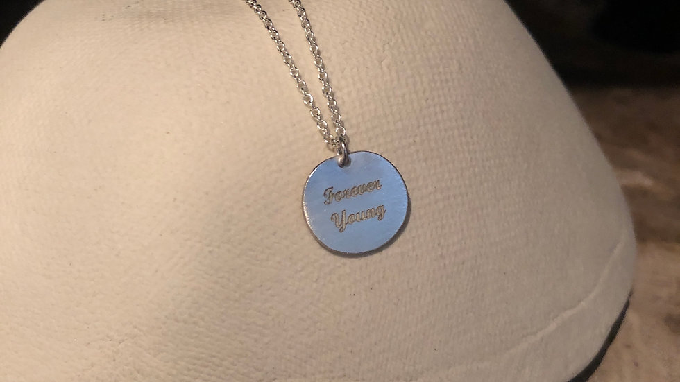 Limited Edition Forever Young Necklace