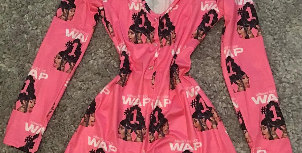 Women's sexy bodycon pajamas (WAP)