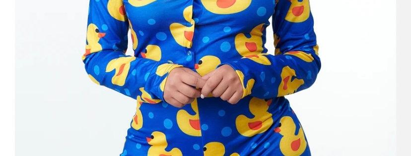 Women's sexy bodycon pajamas
