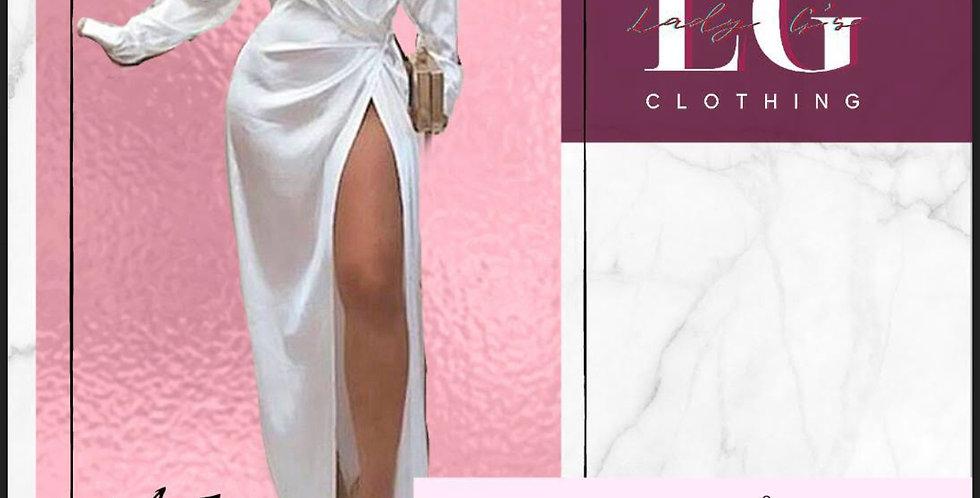 Elegantly white