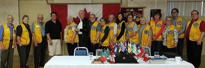 The Aurora Lions Club