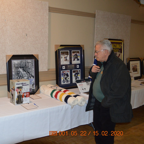 The Auction Items In Music