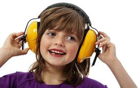 Testing Her Hearing