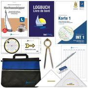 Lizenzkarte | BoatDriver - Hochseeskipper PLUS (inkl. Navigationsbesteck etc.) (