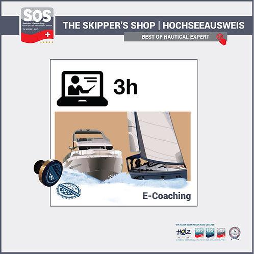HOCHSEEAUSWEIS | E-Coaching: (3h)