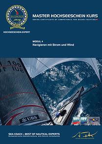 Nautische Akademie ❘ Hochseeschein Modul 4 ❘ www.nakad.ch