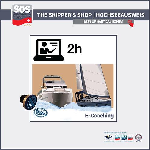HOCHSEEAUSWEIS | E-Coaching: (2h)