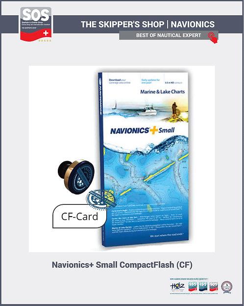 NAVIONICS+ Small CompactFlash (CF)