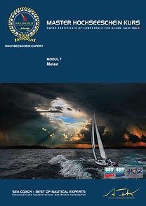 Nautische Akademie ❘ Hochseeschein Modul 7 ❘ www.nakad.ch