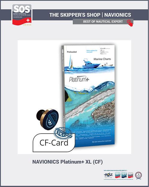 NAVIONICS Platinum+ XL3 (CF)