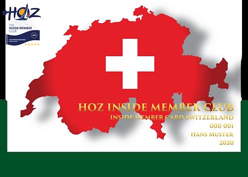 INSIDE MEMBER SWITZERLAND
