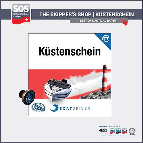 Online: BoatDriver - Küstenschein (d)