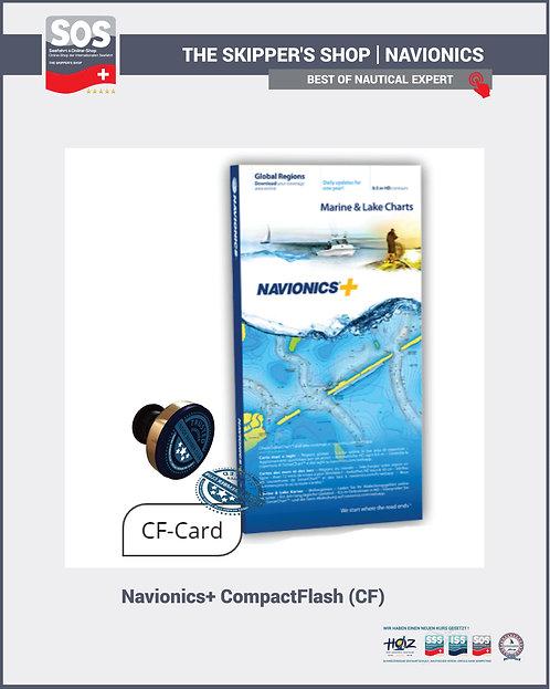 NAVIONICS+ CompactFlash (CF)