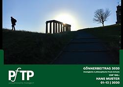 Praxis für Theologie und Philosophie | Jahresbeitrag 2020 | www.pftp.ch