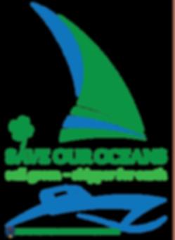 Save our oceans / Aktion der Nautischen Akademie / www.hochseeschein.expert