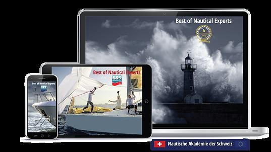 Nautische Akademie I Hochseeschein Kurs App I www.hochseeschein.expert