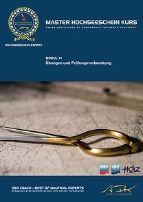 Nautische Akademie ❘ Hochseeschein Modul 11 ❘ www.nakad.ch