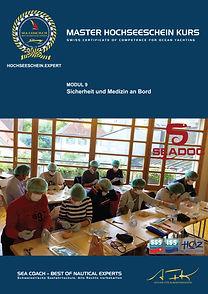 Nautische Akademie ❘ Hochseeschein Modul 9 ❘ www.nakad.ch