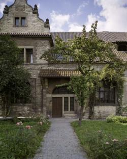 Obereignerova vila_vstup