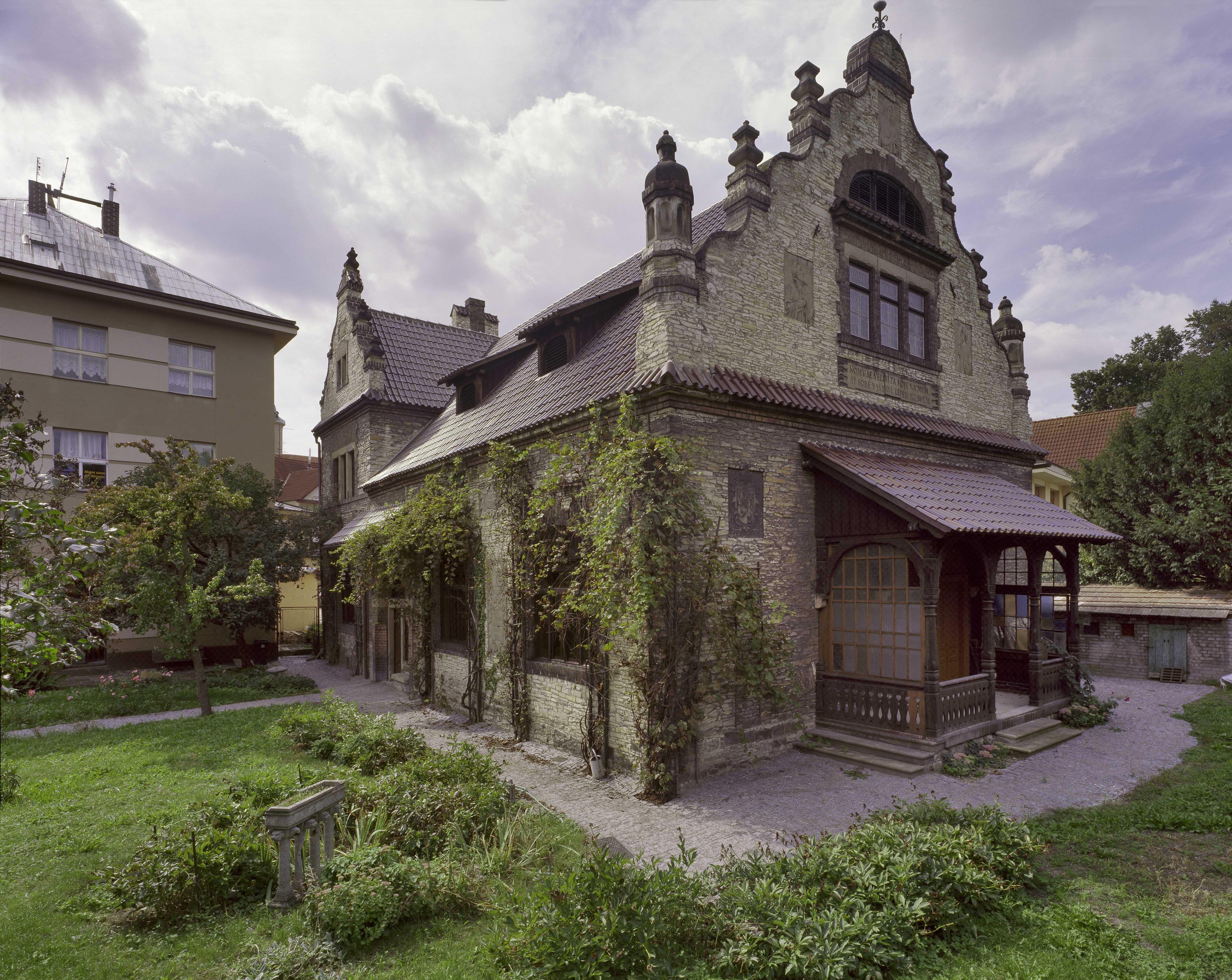 Obereignerova vila_narozi
