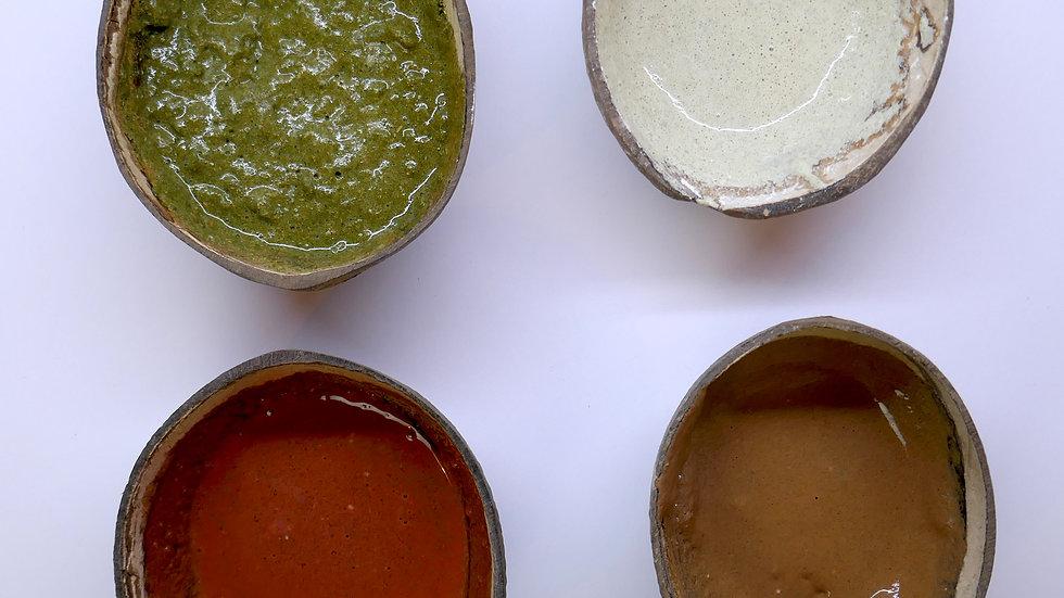 The Sagal Jama Coconut Mixing Bowl