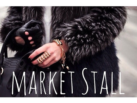 Glebe Market Stall