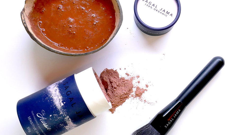 The Aussie Clay Face Mask - Sensitive Skin