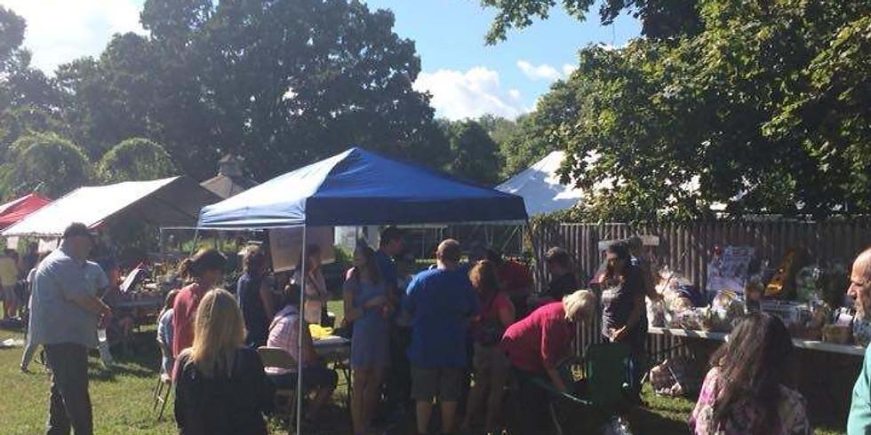 30th Annual Antiques, Craft Fair and Flea Market