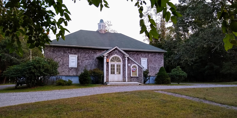 An Old Time Christmas Celebration at the West Manor Schoolhouse