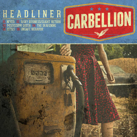 Carbellion - Headliner EP