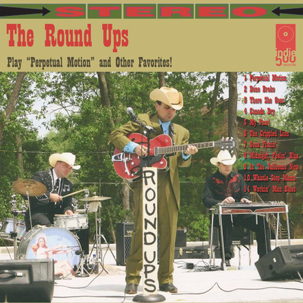 """The Roundups Play """"Perpetual Motion"""" and other Favorites"""