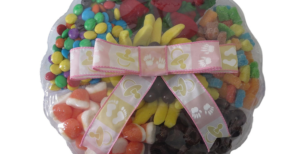 Classic Candy Platter