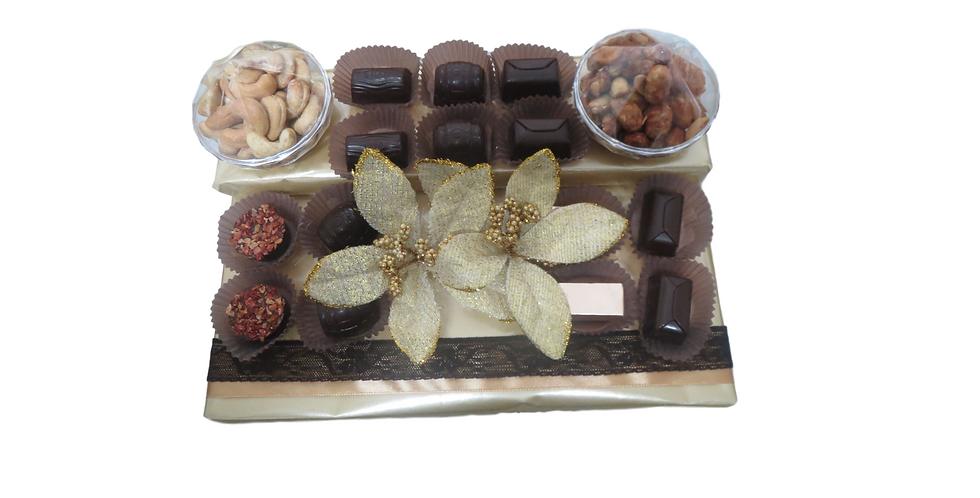 Small Belgian Chocolate Arrangement
