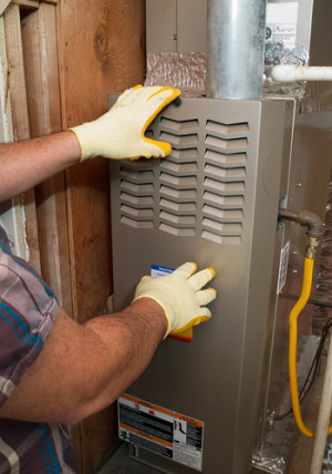 Furnace HVAC Installation