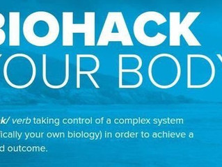What is Biohacking?