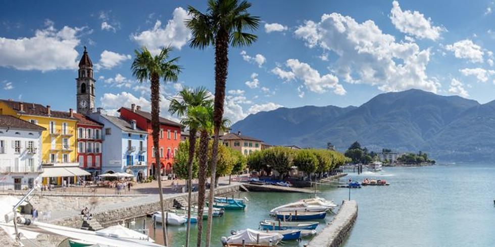 Herbstfarben von Ascona