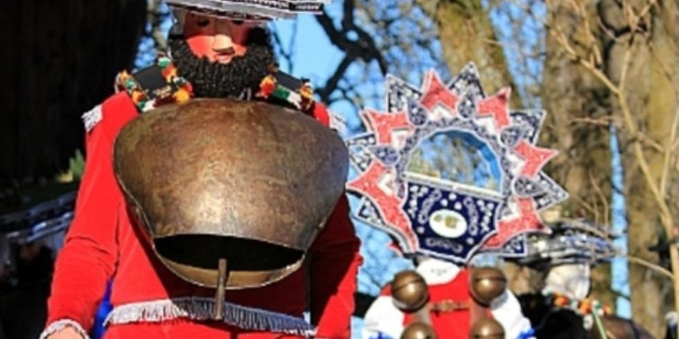 Silvesterchlausen Urnäsch