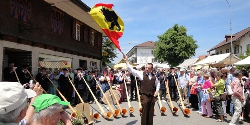 Gotthelf-Märit in Sumiswald