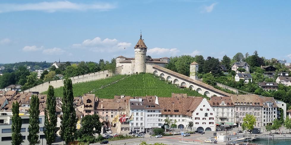 Auf dem Munots altem Turme