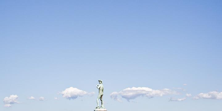 David in the Sky