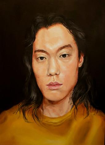 """""""Self-Portrait"""" by Jun Lee"""