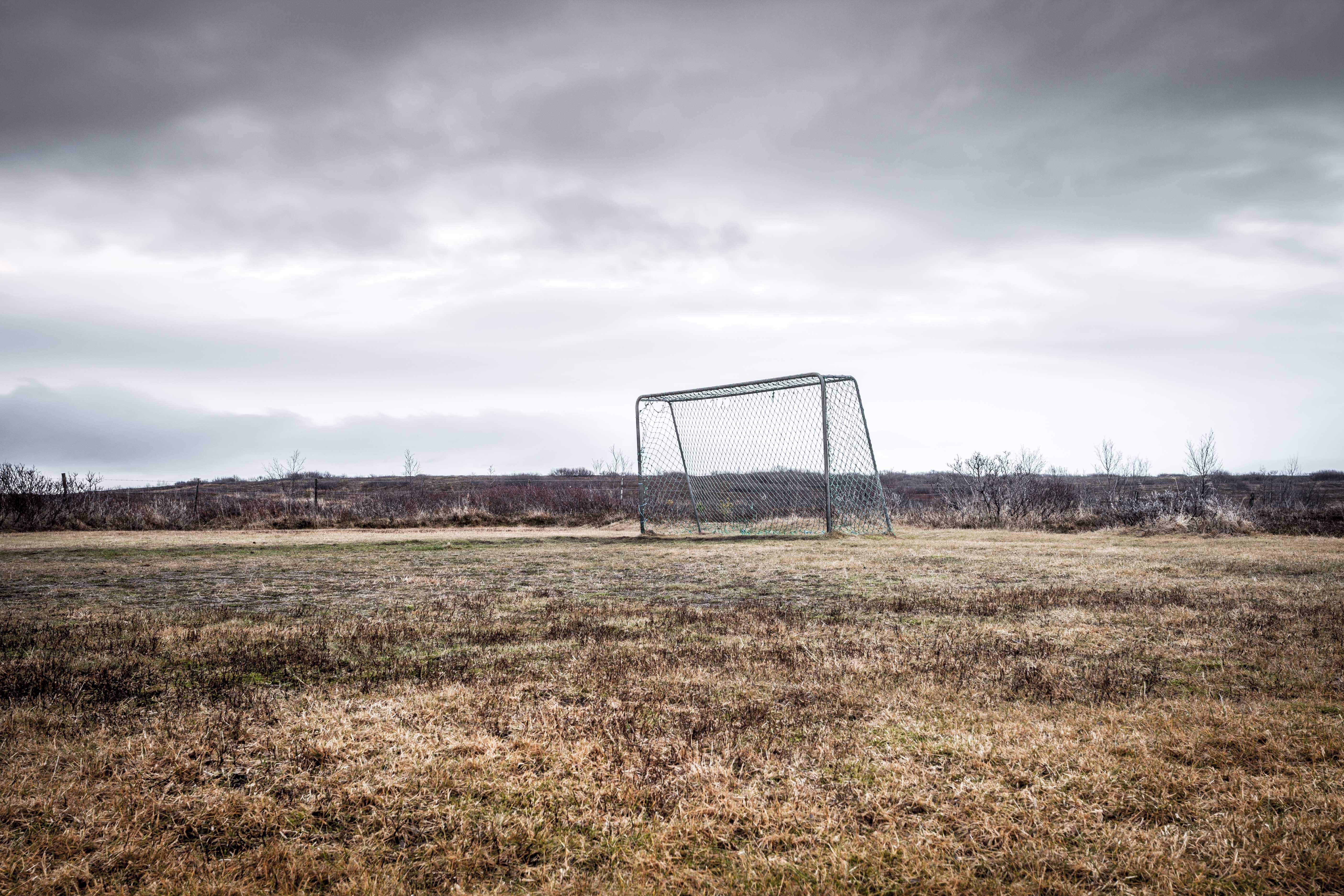 Soccer Goals. Iceland. 2016